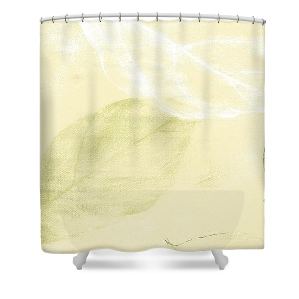 In The Breeze Shower Curtain