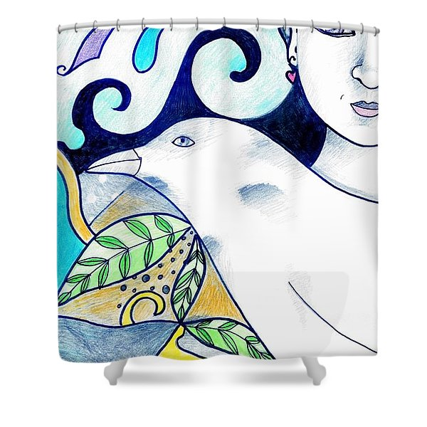 In The Spirit Of Unity 1 Shower Curtain
