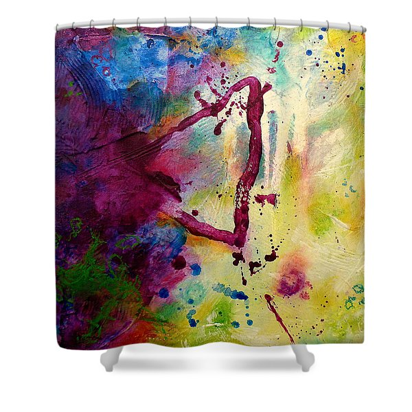 In This Moment Shower Curtain