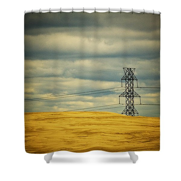 Indiana Dunes National Lakeshore II Shower Curtain
