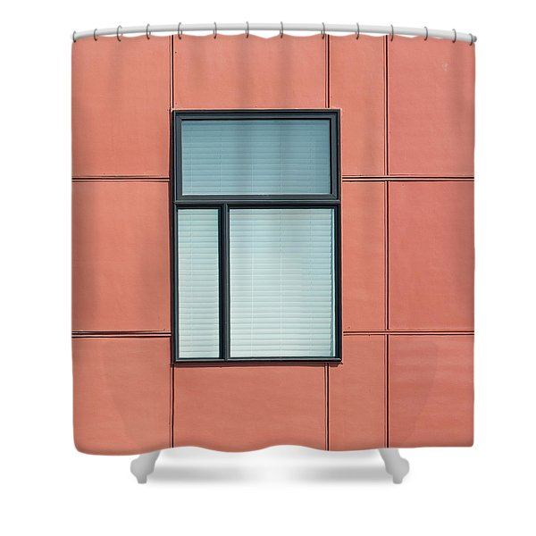 Indiana Windows 5 Shower Curtain