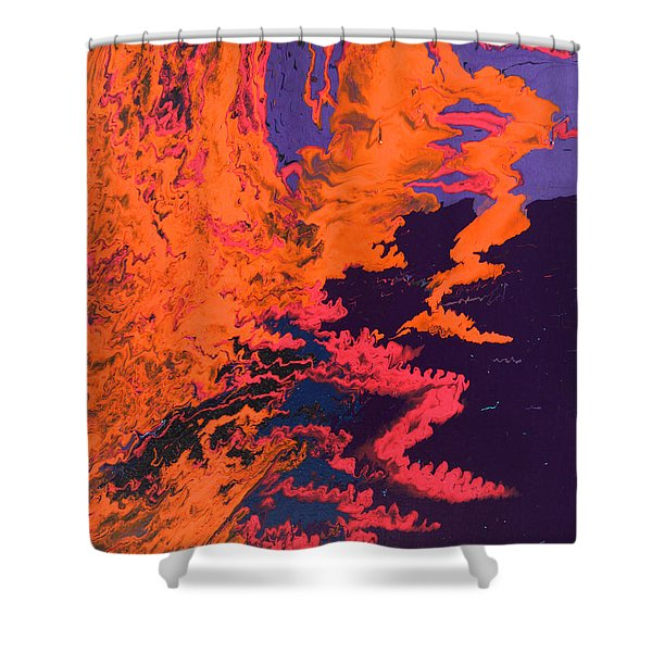 Initiative Shower Curtain