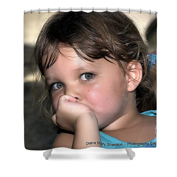 Innocense Shower Curtain