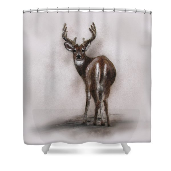 Innocent Beauty Shower Curtain