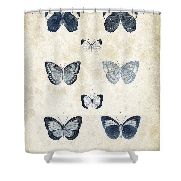 Insects - 1832 - 02 Shower Curtain