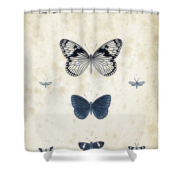 Insects - 1832 - 03 Shower Curtain