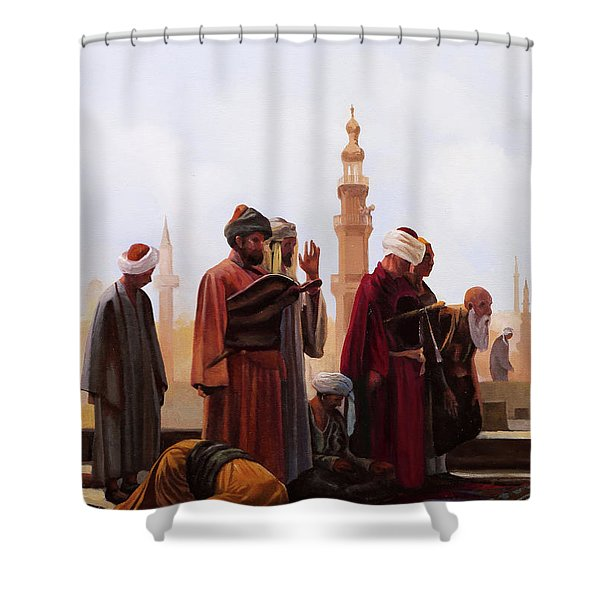 Insieme Shower Curtain