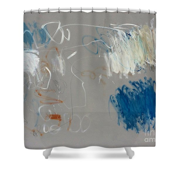Instinct-1 Shower Curtain