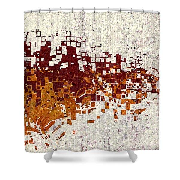 Insync Shower Curtain