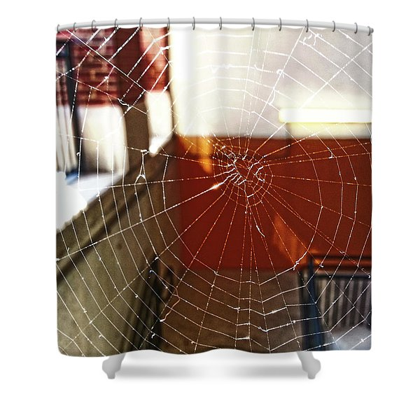 Intact Abandonment Shower Curtain