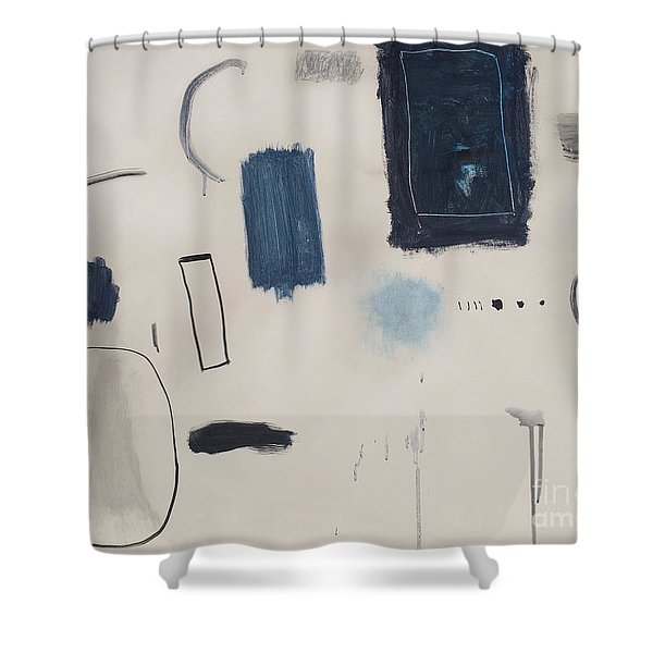 Interaction Shower Curtain