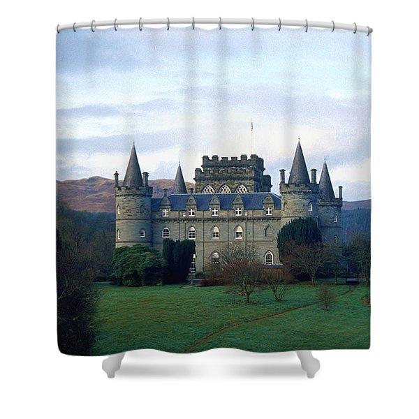 Inveraray Castle Shower Curtain
