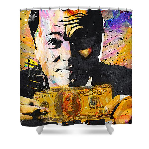 Invincible Shower Curtain