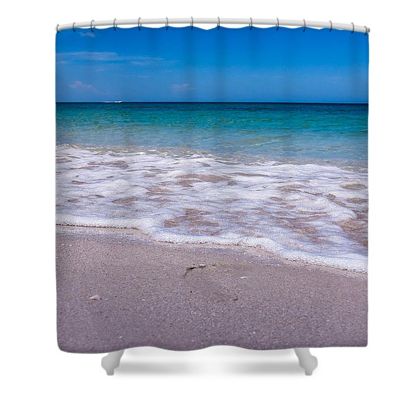 Inviting Shower Curtain