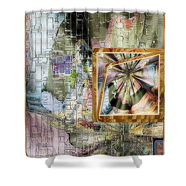 Inw_20a5067_peasantries_profile-left Shower Curtain