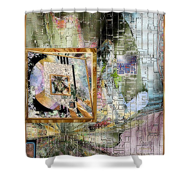 Inw_20a5068_peasantries_profile-right Shower Curtain