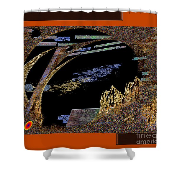 Inw_20a5581_hoofed Shower Curtain