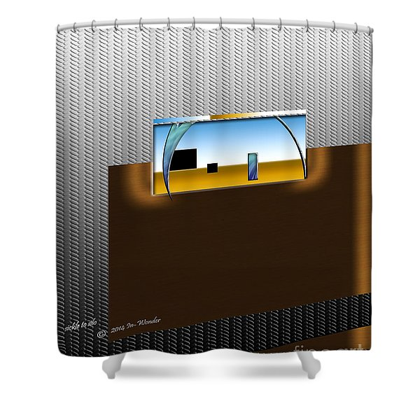 Inw_20a6111_sickle-to-silo_diag Shower Curtain