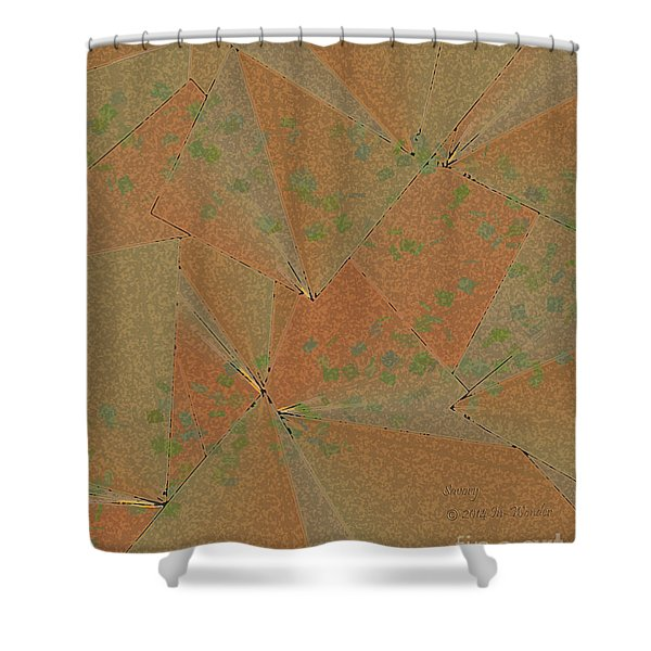 Inw_20a6150 Savory Shower Curtain