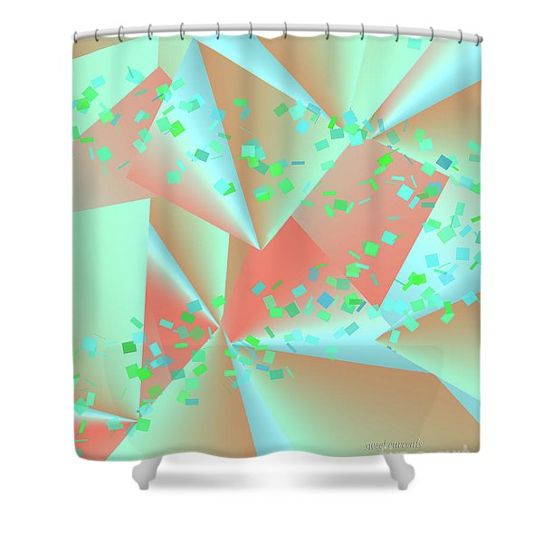 inw_20a6151-MH17 sweet currents Shower Curtain