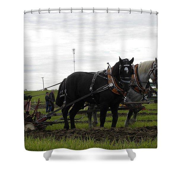 Ipm 6 Shower Curtain
