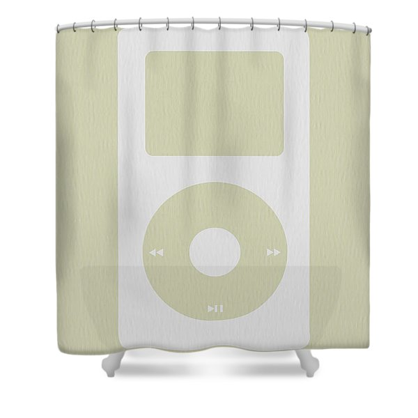 iPod Shower Curtain