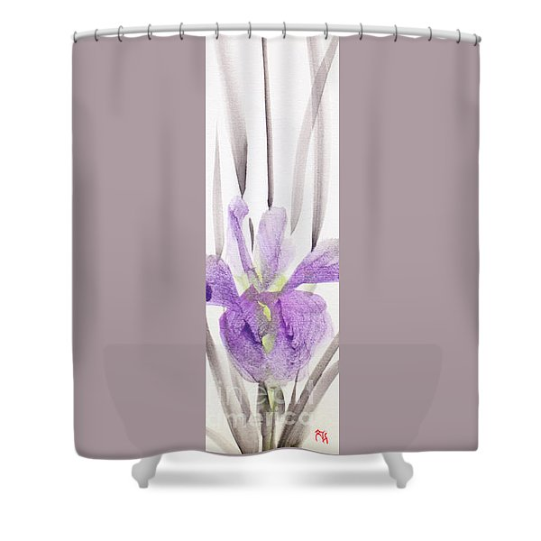 Iris 12050017-2fy Shower Curtain