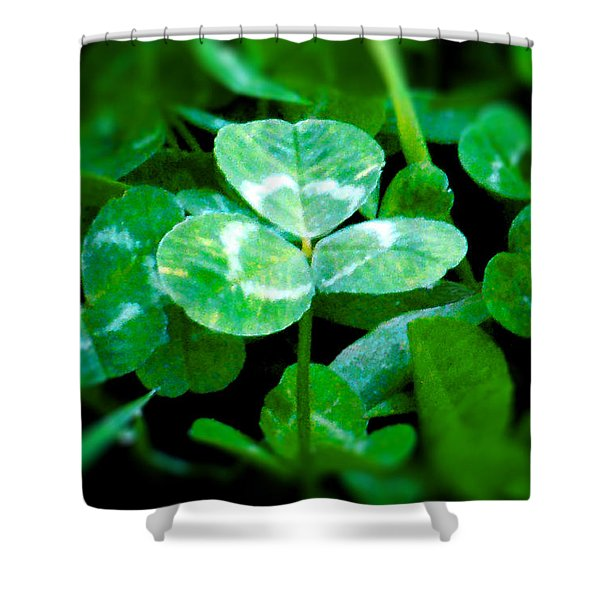 Irish Proud Shower Curtain