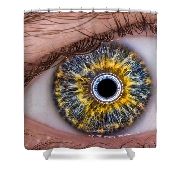 iRobot Eye v2.o Shower Curtain