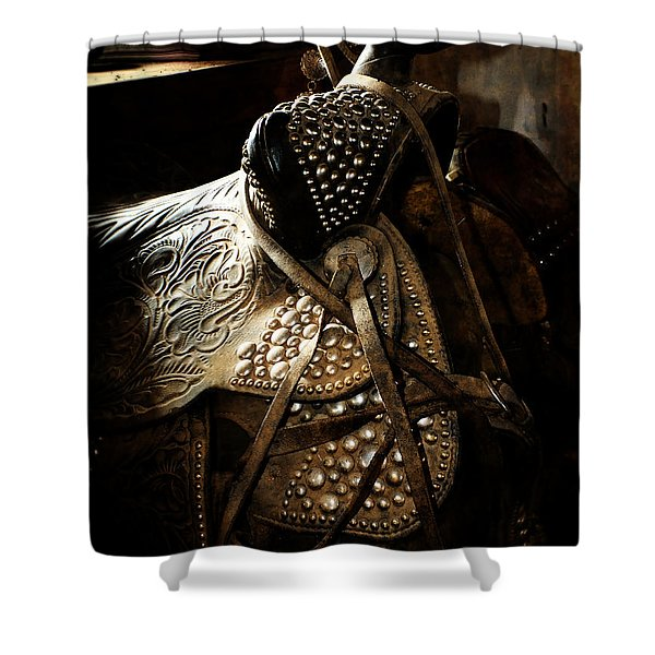 It Is The Way You Ride Shower Curtain