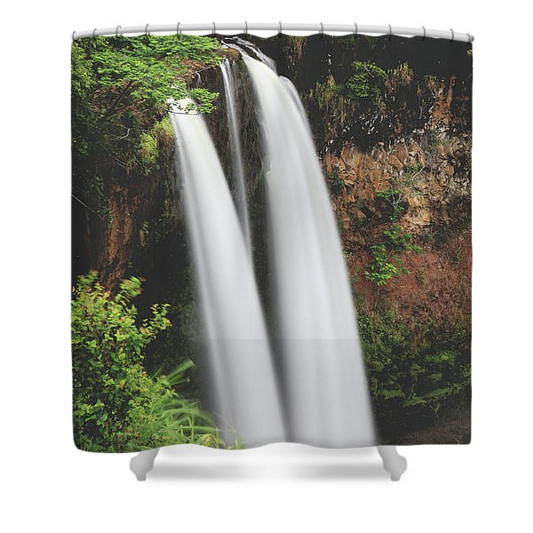 It Just Takes Some Time Shower Curtain