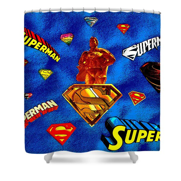 It Stands For Hope Shower Curtain