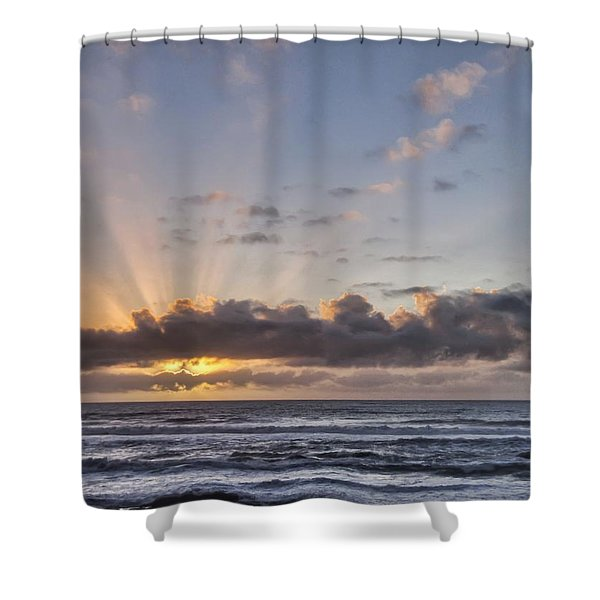 It's A Sunset - So What Shower Curtain