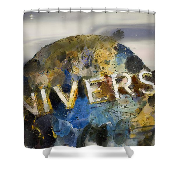 It's A Universal Kind Of Day Shower Curtain