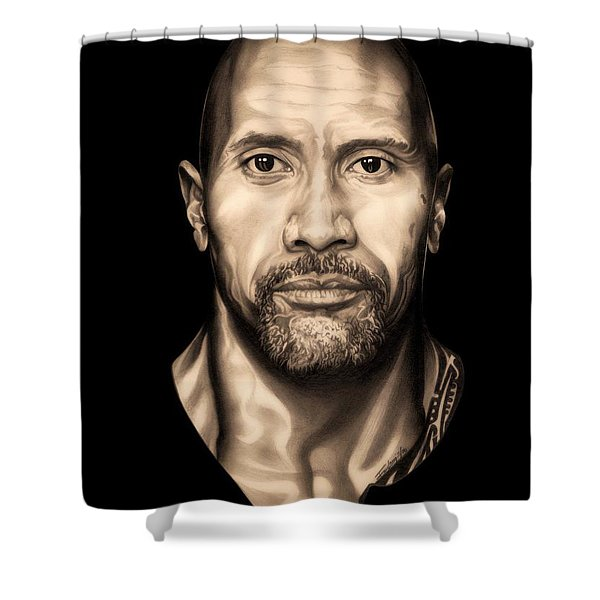 It's Game Time Shower Curtain