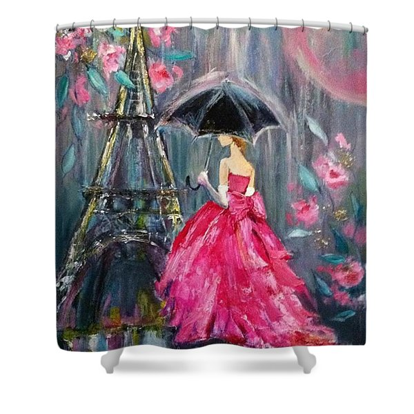 It's Raining In #california ! This Shower Curtain