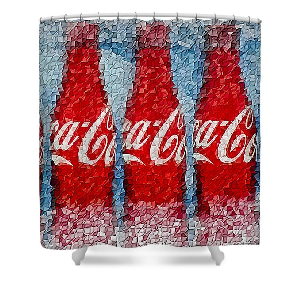 It's The Real Thing Shower Curtain