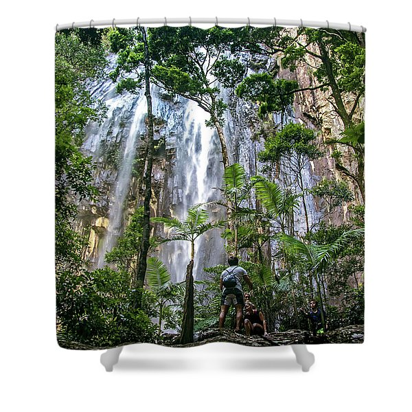 It's Worth It Shower Curtain