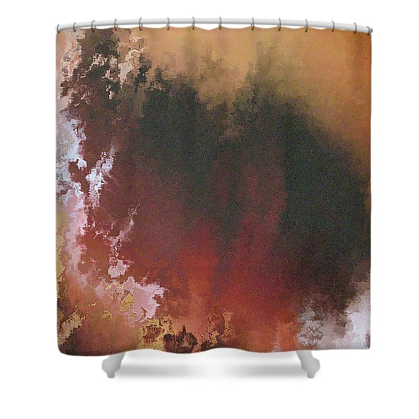 Iv - Halfling Shower Curtain