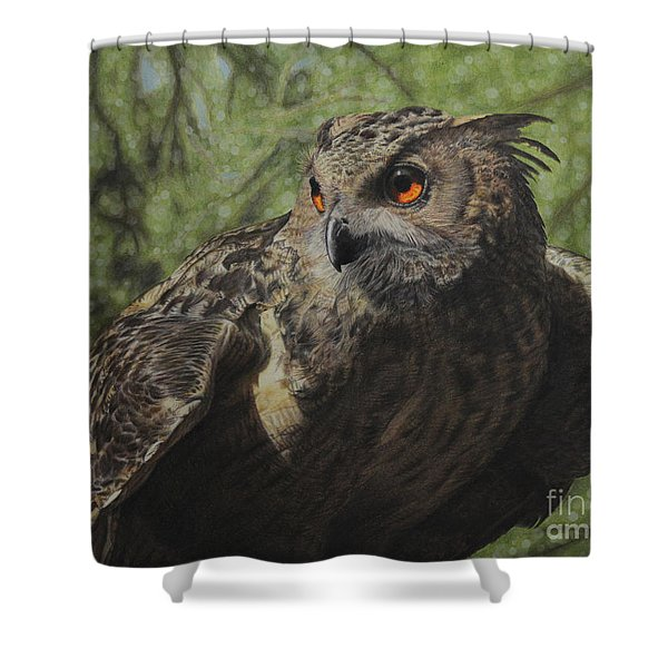 Ivan Shower Curtain