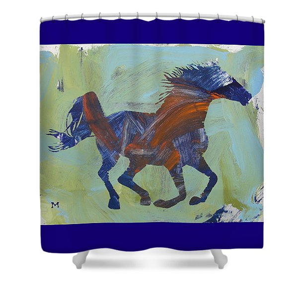 Jacob's Inspiration Shower Curtain