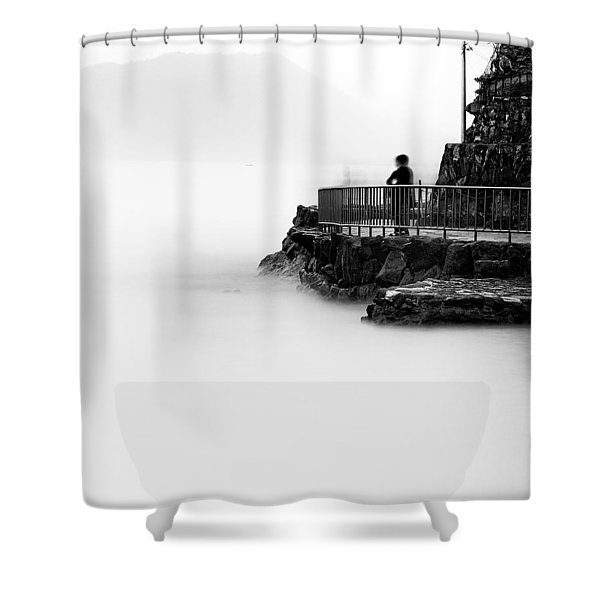 Jamais Vu  Shower Curtain
