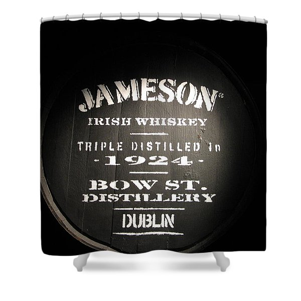 Jameson Shower Curtain