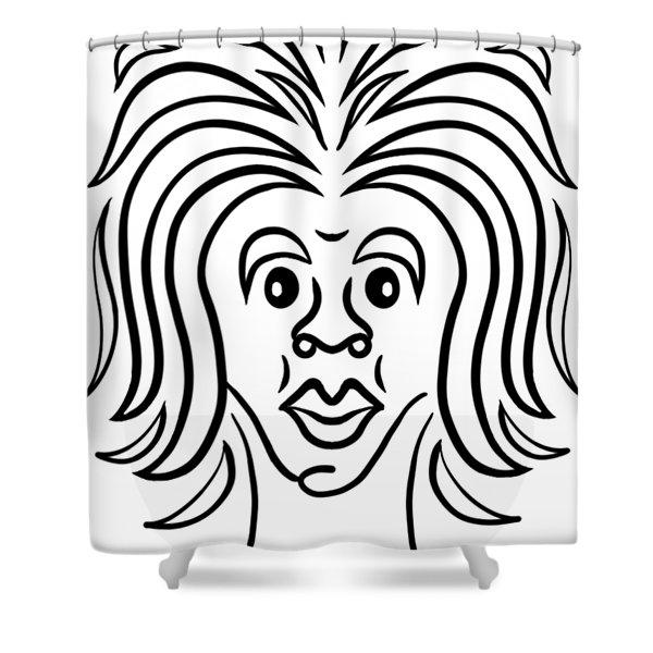 Jamilah Shower Curtain