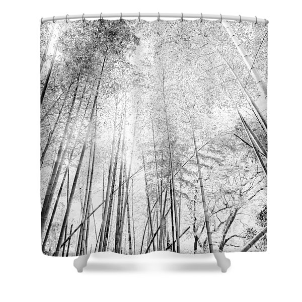 Japan Landscapes Shower Curtain