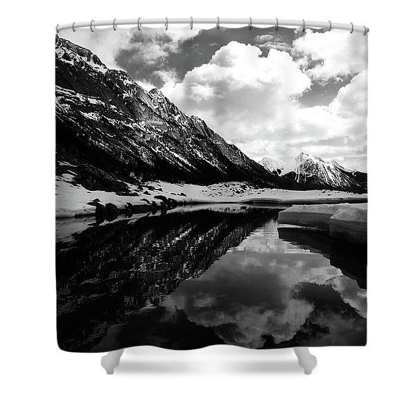 Jasper 8 Shower Curtain