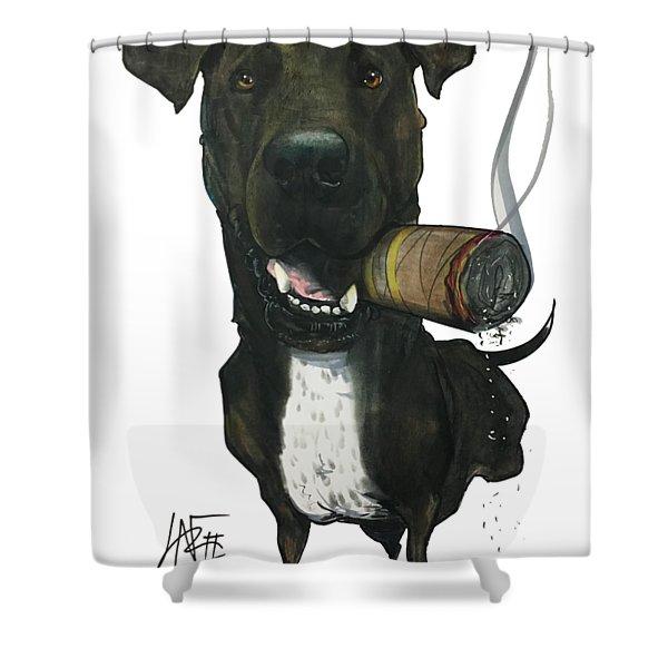 Jawad 7-1481 Shower Curtain