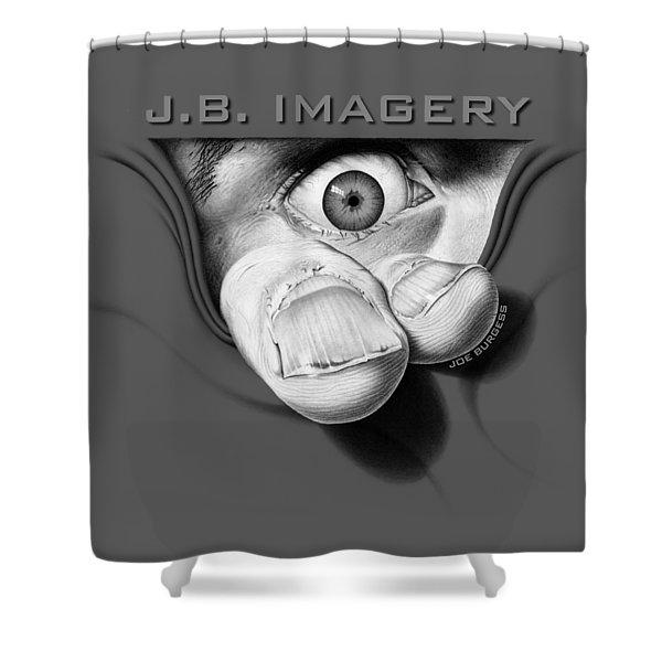 J.b. Imagery Shower Curtain