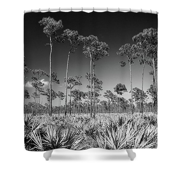 J.d. Prarie Shower Curtain
