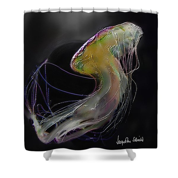 Jellyfish... Shower Curtain